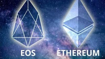 EOS и ETH