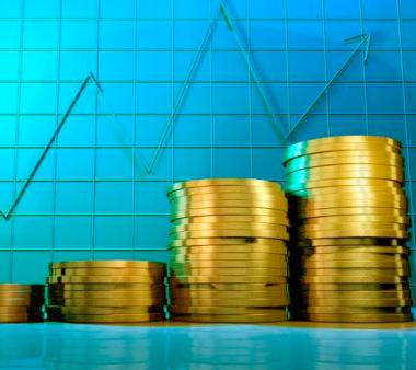 монеты и график