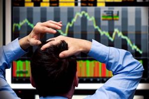 сильное падение рынка