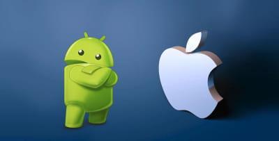 андроид и ios