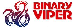 Binary Viper логотип
