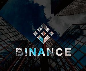 Логотип Binance
