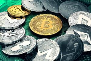 Разные криптовалюты