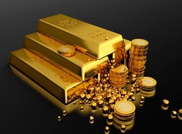 золотой биткойн