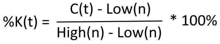 Формула К%