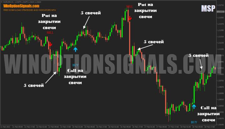 Binary Options MSP Indicator -[Worth $150]- Free Version